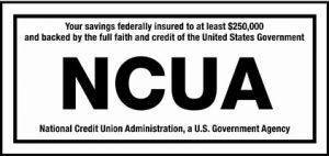 NCUA Federally Insured